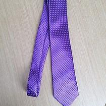 Ermenegildo Zegna Tie - Violet - Barely Used Photo