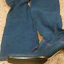 Escada Boots Photo