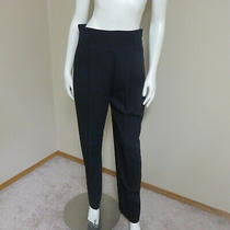 Escada by Margaretha Ley Dress Pant Women's Ladies Made in Germany Navy Size 10 Photo