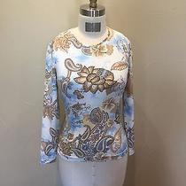 Escada Cotton Blouse (Size 34) Photo