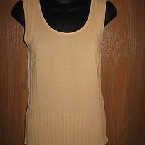 Escada Cotton Tank Top Photo