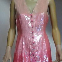 Escada Couture Sequin Skirt Suit Photo