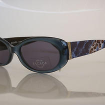 Escada E1264 Ucu Vintage Sunglasses Hand Made in France Photo