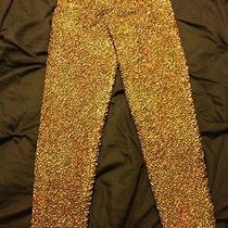 Escada - Gold Pants Photo