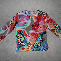 Escada Graffiti Art Street Artwork Colorful  Ls Shirt Cool Photo