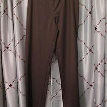 Escada Gray Dress New Wool Blend Pants Size 40 Euc Like N Vintage Photo