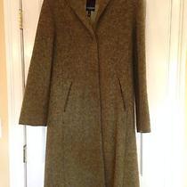 Escada Green Coat Photo