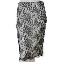 Escada Lace Skirt Photo