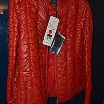 Escada  Leather Jacket  Photo