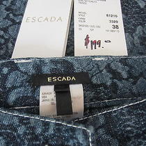 Escada  Printed Women Jeans Photo