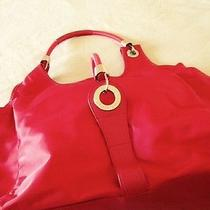 Escada Red Bag Photo