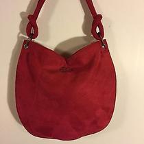 Escada Red Shoulder/handbag. Photo