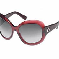 Escada Ses105v in Wine Designer Sunglasses Photo