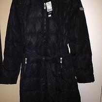 Escada Sport Black Puff Coat Photo