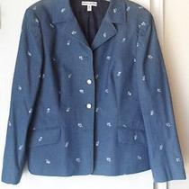 Escada Sport Coat Size-44 Photo