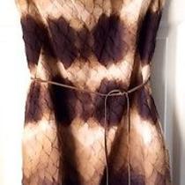 Escada Sport Dress With Leather Belt Photo