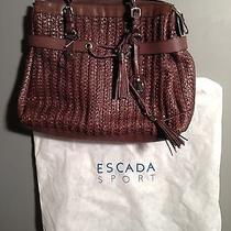 Escada Sport Handbag Brown Photo
