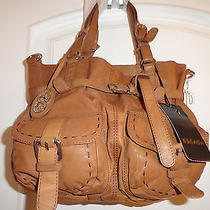 Escada Sport Handbag Pastel Brown Photo