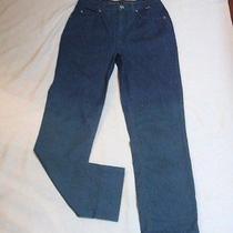 Escada Sport Jeans Sz 36 X 28 Embroidered Stars Skinny Authentic Stretch Blue  Photo