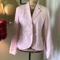 Escada Sport Pink Blazer Sz 38/m Photo