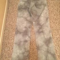 Escada Sport Women Wrinkled Grey Jeans Size 40 Photo
