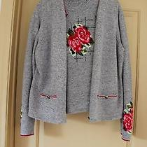 Escada Sweater Set (2- Pieces) - Gray -  46 Photo