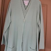Escada Sweater Set (2- Pieces) - Seafoam -  44 Photo