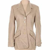 Escada Women Brown Blazer 34 Eur Photo