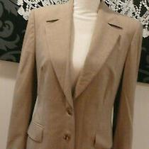Escada Women's Jacket Sz 38 Wool Blends Photo