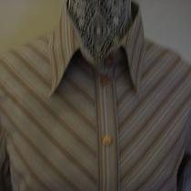 Escada Women's Striped Shirt With Long Sleeves. Size 42/l. Best Buy. Photo