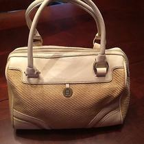 Etienne Aigner Beige Purse Photo