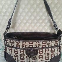 Etienne Aigner Brown Signature Handbag Brown Photo