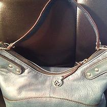 Etienne Aigner Cute Blue Purse Photo