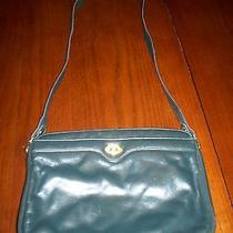 Etienne Aigner Green Handbag Photo
