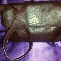 Etienne Aigner Leather Shoulder Bag Purse Euc Photo