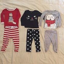 Euc 18-24 M Toddler Girl Holiday Clothing Lot - Baby Gap Carters Circo Photo