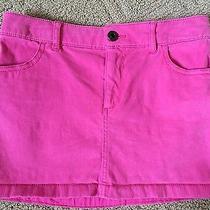 Euc Abercrombie & Fitch Kids Pink   Skirt Sz 14 Cute Photo
