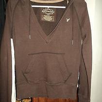 Euc American Eagle (Xs) Wms Hoodie/sweatshirt  Photo