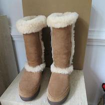 Euc Authentic Ugg Chestnut Sundance Ii Tall  Size 7  Boots With Box Photo