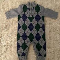 Euc Babygap Sweater One-Piece Size 3-6m Photo