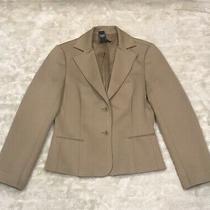 Euc Bcbg Max Azria Fitted Blazer Size 6 Photo