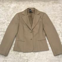 Euc Bcbg Max Azria Fitted Blazer Size 6 Photo