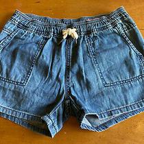 Euc Blanknyc Girls Denim Shorts Size 12 Photo