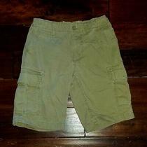 Euc Boys Cargo Shorts Gap Kids Size 14 Photo