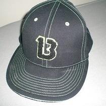 Euc Burton Hat Cap Flexfit Production Sample Rare Photo