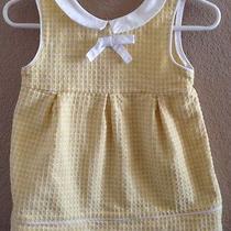 Euc Camilla Baby Girls Size 18 Months Yellow Dress Photo
