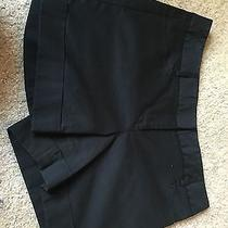 Euc Express Dress Shorts Sz 2 Black Colored Cute Favorite Work Photo