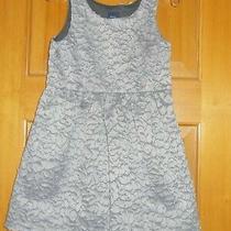Euc Gap Girls Dress Size Xs/4-5 Photo