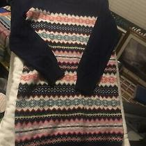 Euc Gap Kids Girls Size L Sweater Dress Long Sleeve Photo