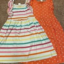 Euc Girls Baby Gap Sleeveless Dresses Size 5 Photo
